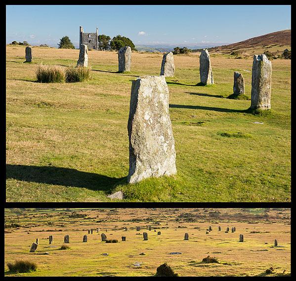 The Hurlers - Stone Circles