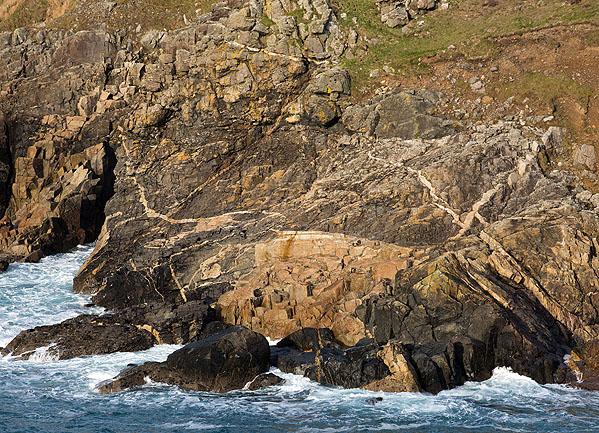 Granite Cupola  - Porthmeor Cove (S11)