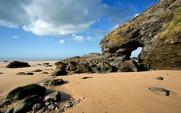 Natural Arch Watergate Beach