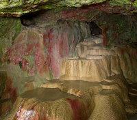 Flowstone -  St. Cuthbert's Well / Holywell  (S8)