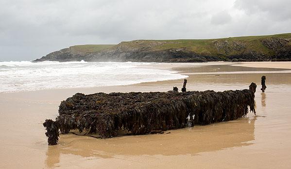 Shipwreck - Francia - Holywell Bay