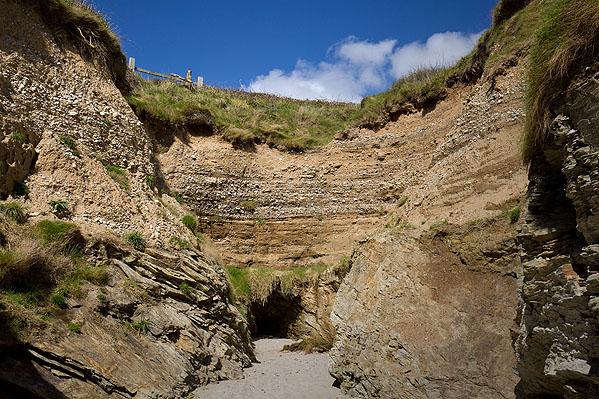 Raised Beach - Spit Beach (S23)