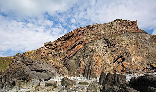 Folds - Lower Longbeak Strand