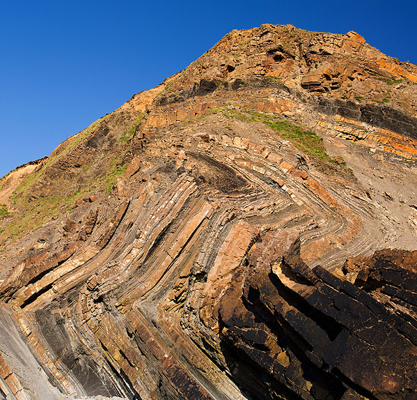 Folds - Upton Beach