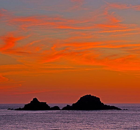 The Brisons Sunset