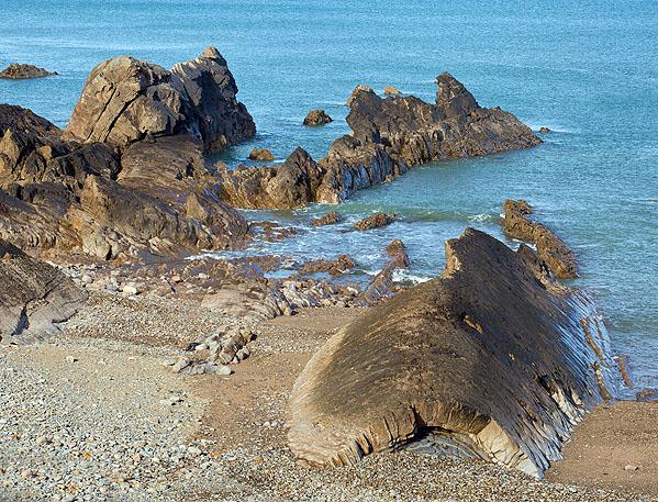 Whale Rock - Anticline