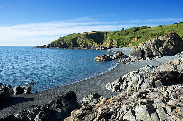 Porthkerris Cove - 2
