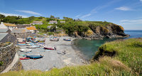 Cadgwith Cove - 'Fishing Beach'