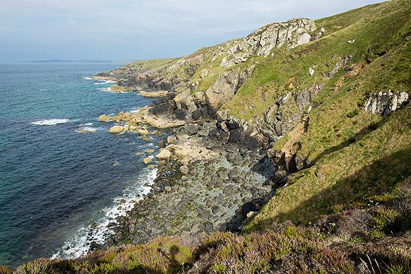 Hellesveor Cliff