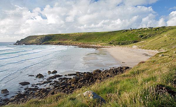Gwynver Beach - 2
