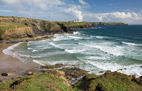 Gunwalloe Church Cove - 1