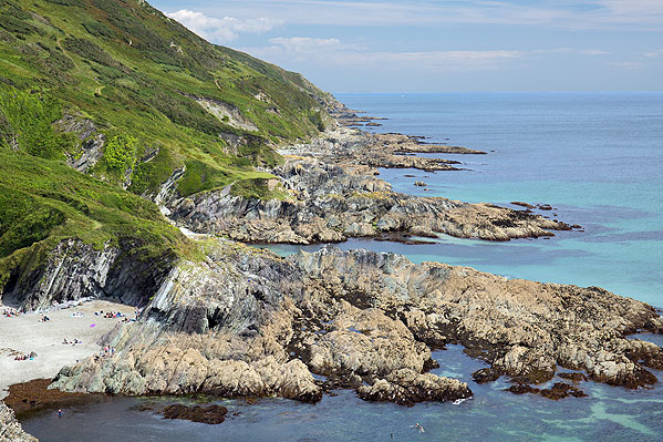 Lansallos Coast