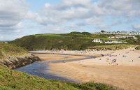 Crantock Beach / The Gannel