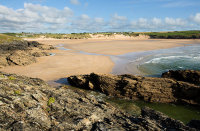 Salt Cove / Crantock Beach