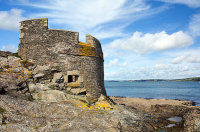 Little Dennis Blockhouse - Pendennis point
