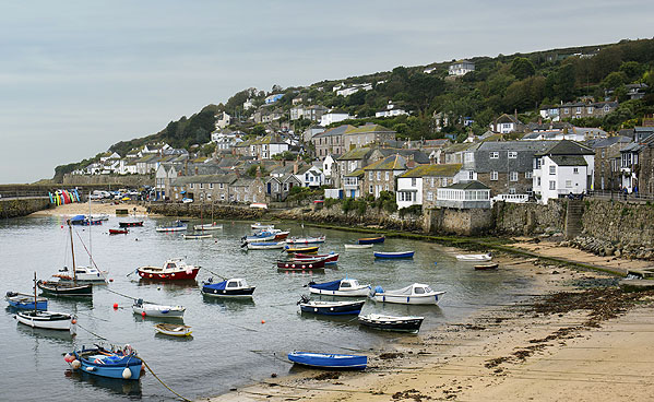 Mousehole Beach - 2