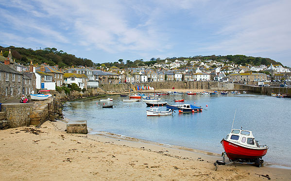 Mousehole Harbour Beach - 1