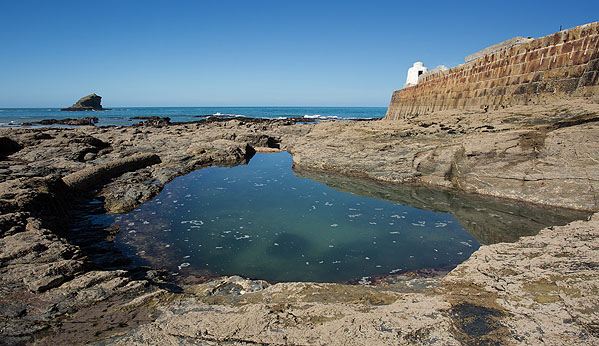 Portreath Tidal Pool