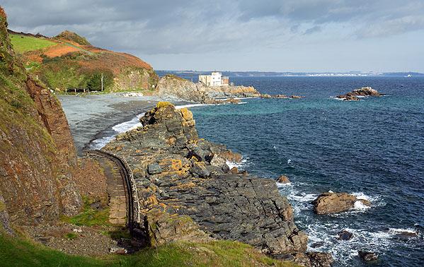 Porthkerris Cove -1
