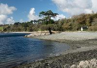 Porth Saxon Beach - 2