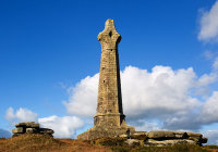 Carn Brea Monument