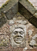 Perranzabuloe Celtic Face