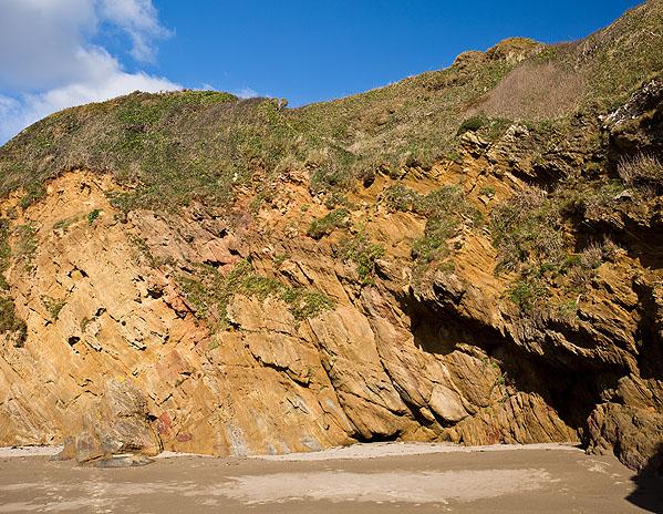 Anticline - Blarrick Cliff (S31)