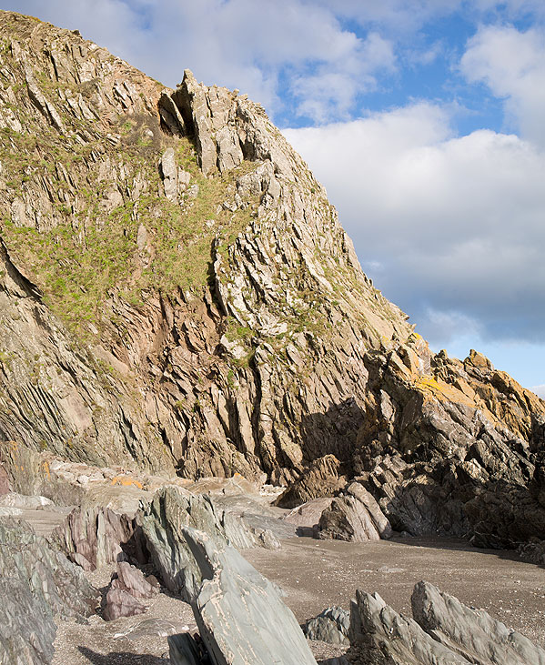 Devonian Slate - Britain Point (S31)