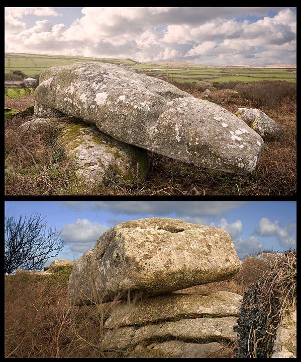 Giant's Rock - Zennor