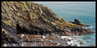 Conglomerate - Jacka Point - Portloe (S21)