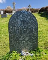 Gravestone / Sir John Betjeman