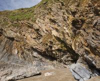 Fault - Hemmick Beach (S22)