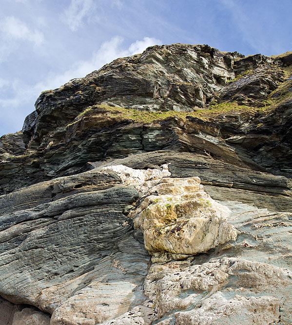 Calcite Vein - Trebarwith Strand (S9)