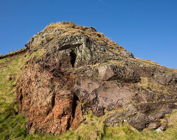 Hornblende Schist - Balk Quarry (S23)