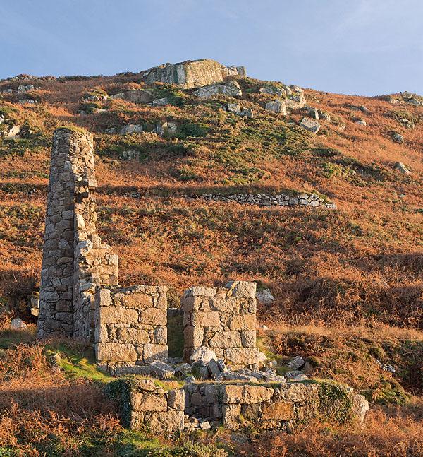 Boswedden Mine (Wheal Call) - ( S12)