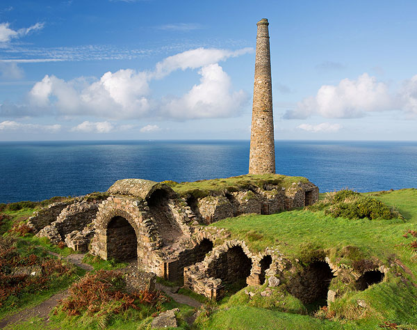 Botallack Arsenic Works