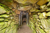 Fogou - Halliggye - Entrance Passage