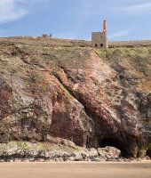 Elvan Dyke - Wheal Coates - Chapel Porth (S9)