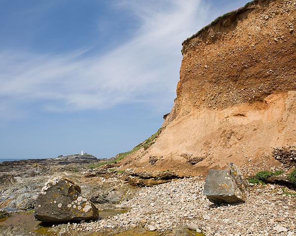 Glacial Erratic - Godrevy Rocks (S15)