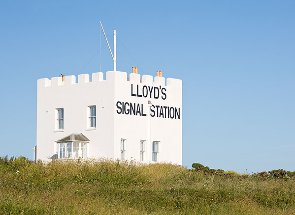 Lloyds Signal Station