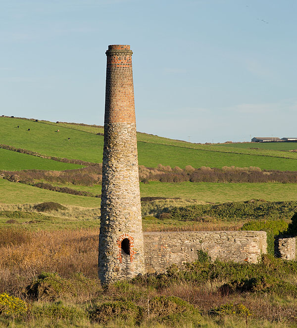 Gwithian Chimney Stack