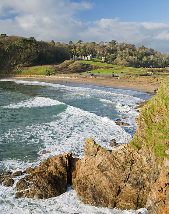 Porthluney Cove / Caerhays Beach
