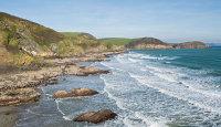 Polrudden Cove / Pentewan Stone