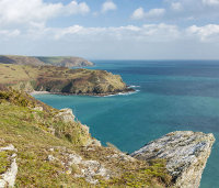 Pencarrow Head / Blackybale Point
