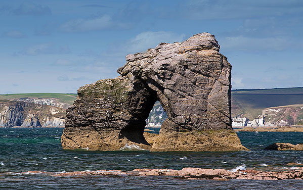 Natural Arch - Thurlestone (S34)