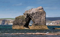 Natural Arch - Thurlestone (S3)