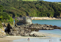 Salcombe Castle