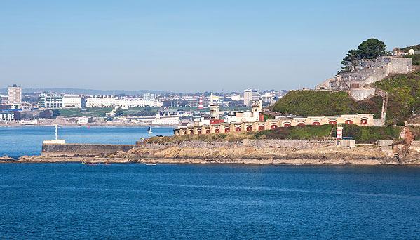 Bovisand Fort 3