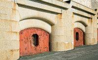 Bovisand Fort - Casemates 1