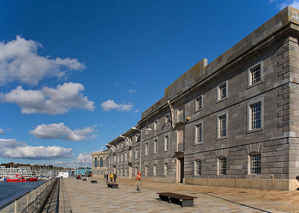 Royal William Victualling Yard